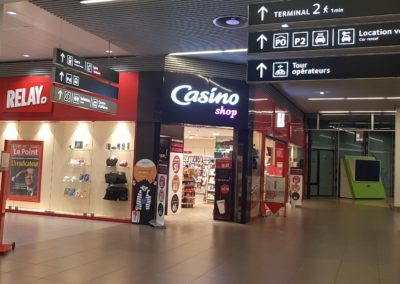 Relay St Ex T2 Casino Shop